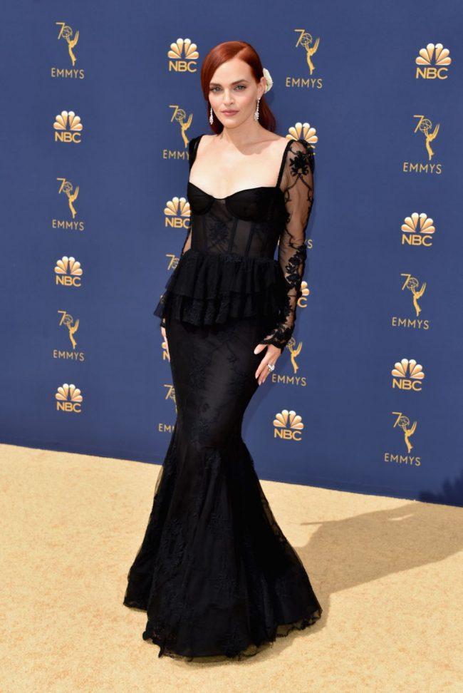 Madeline Brewer at 2018 Emmy Awards