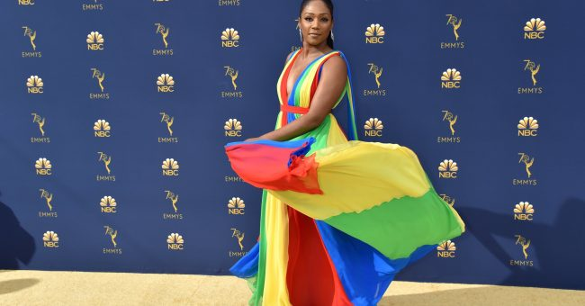 We must admit having the 2018 Emmy Awards Show, which celebrates the biggest names in television, on a Monday night threw us.