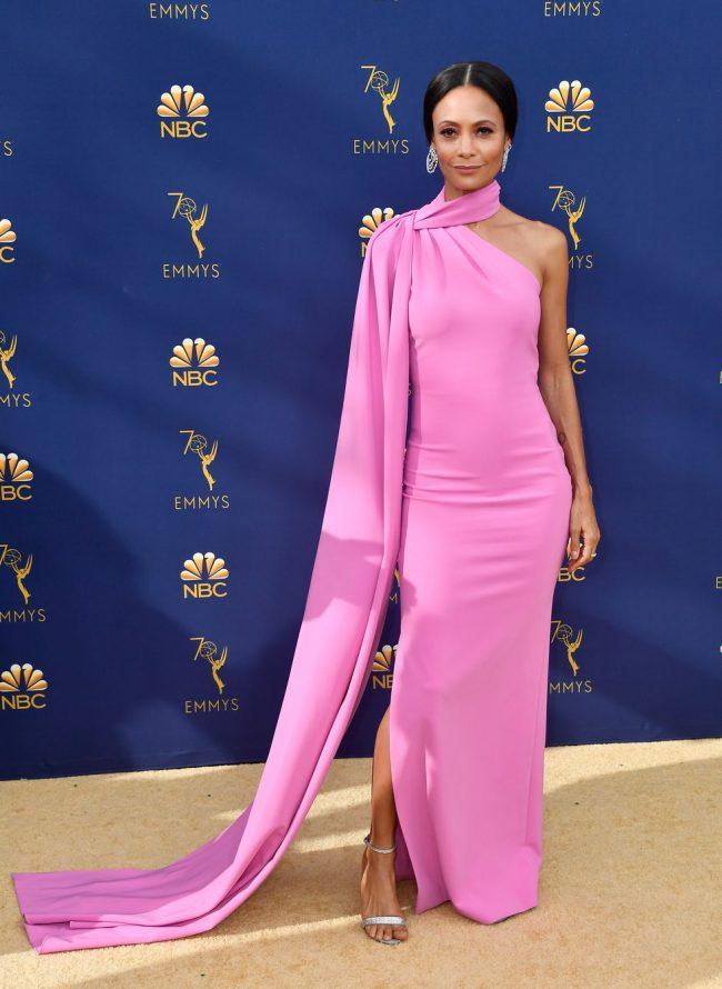Thandie Newton at 2018 Emmy Awards