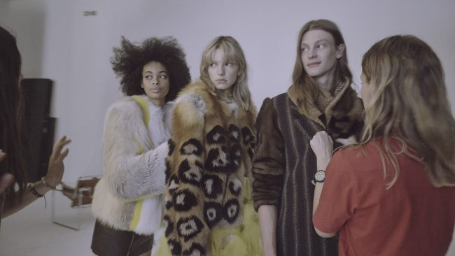 Fur Fashion Fall 2018 Advertising - What Drives A Campaign