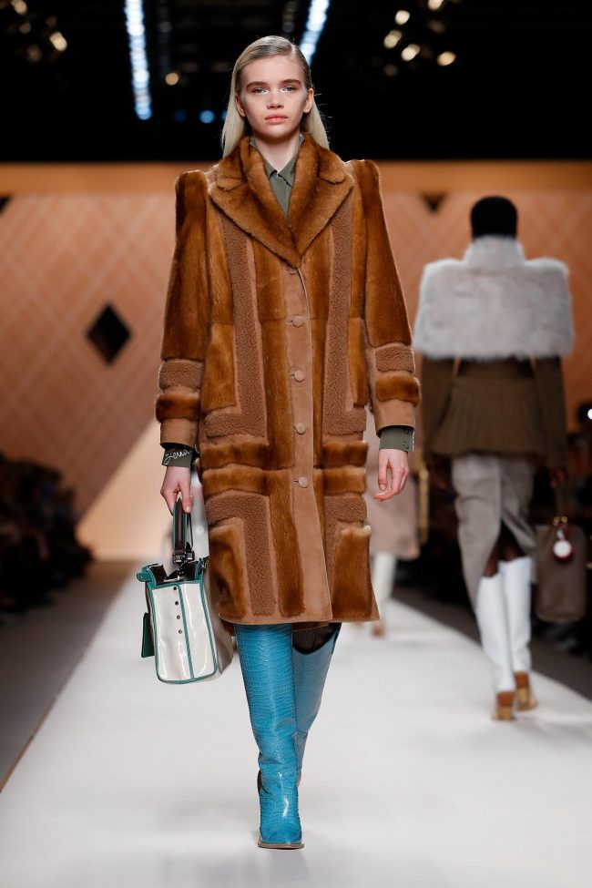 Fendi Fall 2018 Investment pieces