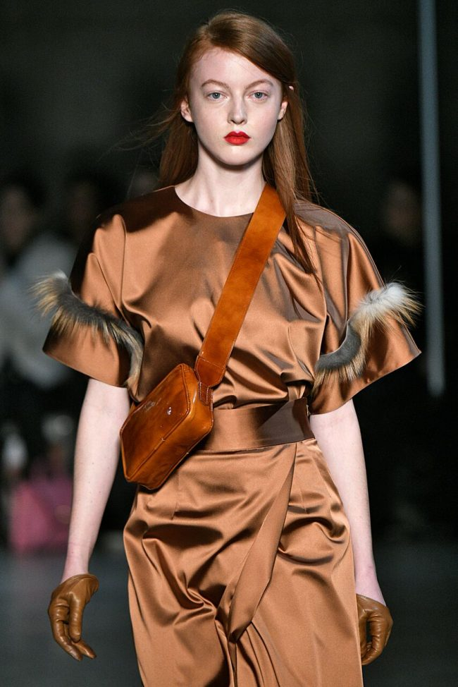 Sally LaPointe Fall 2018 Tops