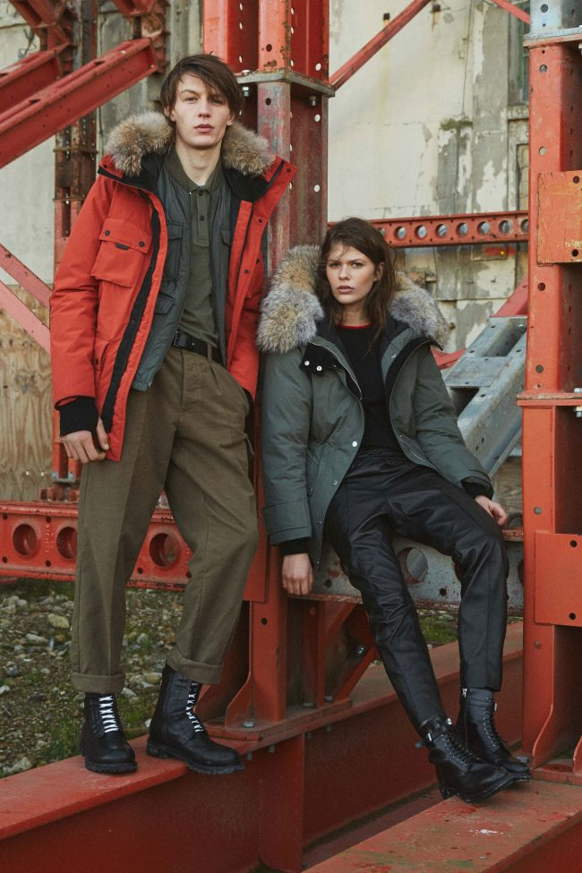 Belstaff Fall 2018 Investment pieces