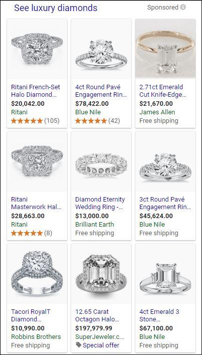Online Luxury Shopping