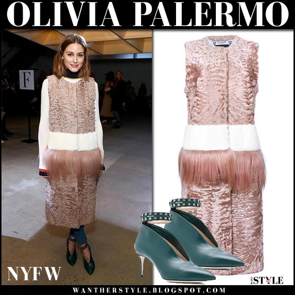 styleinspo style influencers like Olivia Palermo