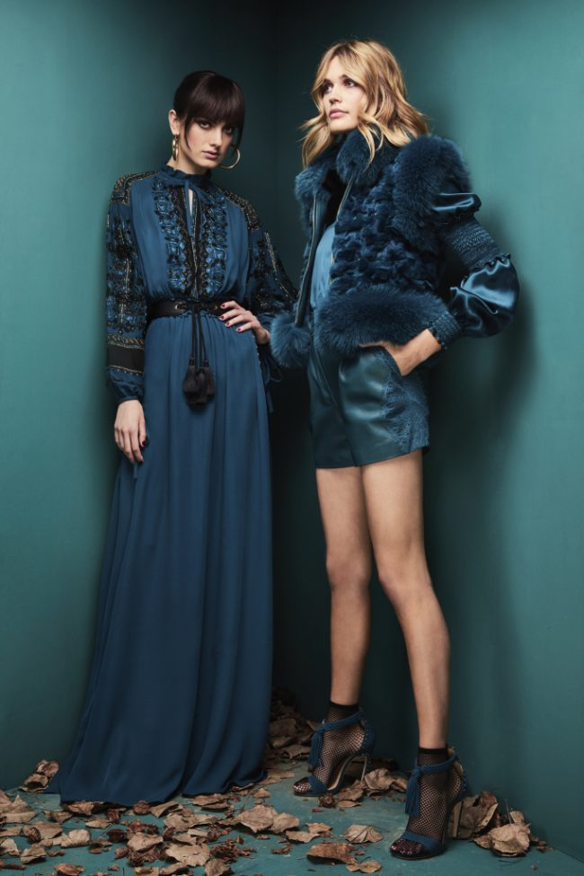 Blues for fall 2018