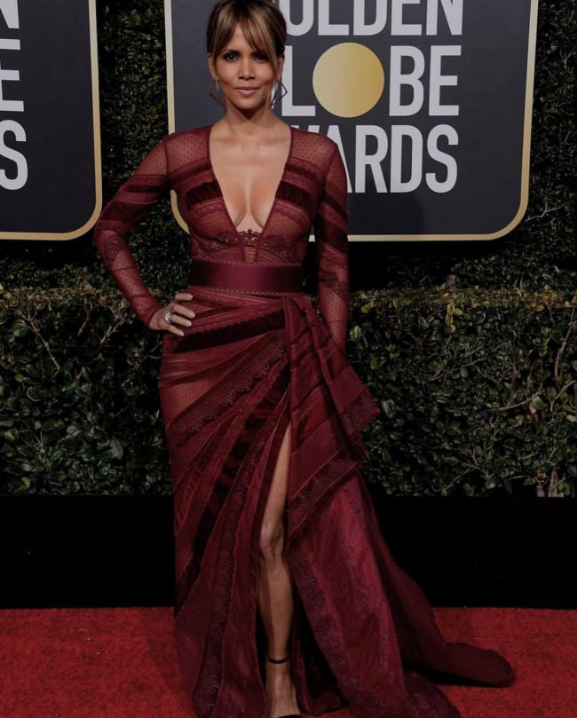 2019 Golden Globe Awards red carpet