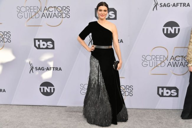 Rachel Weisz in Givenchy at 2019 SAG Awards
