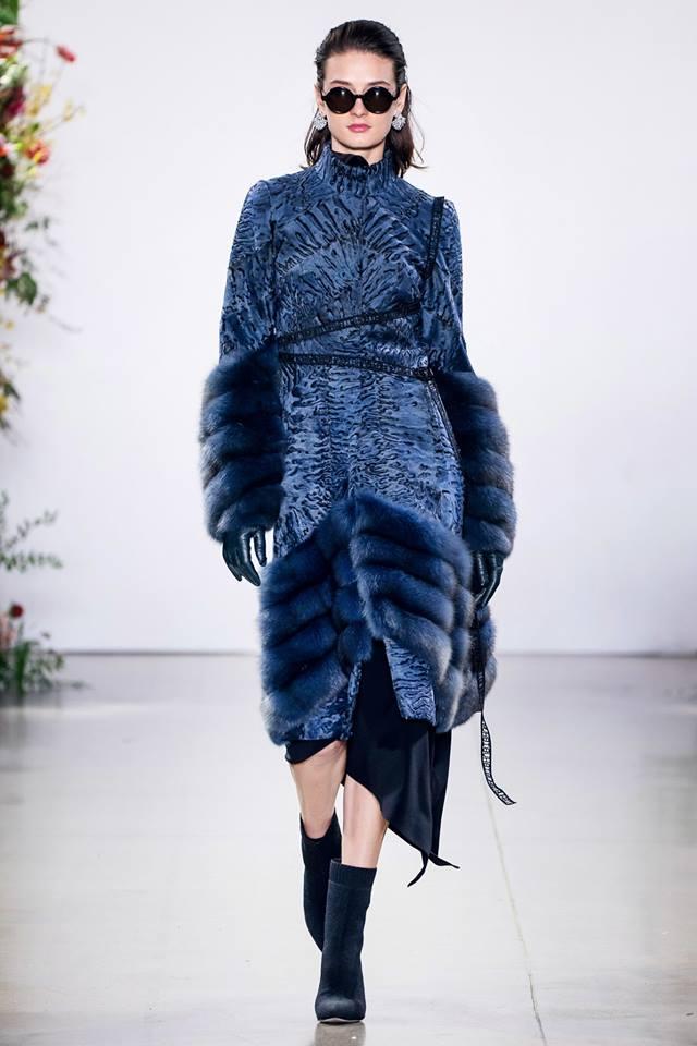 Bibhu Mohapatra RTW Fall 2019 New York Fashion Week
