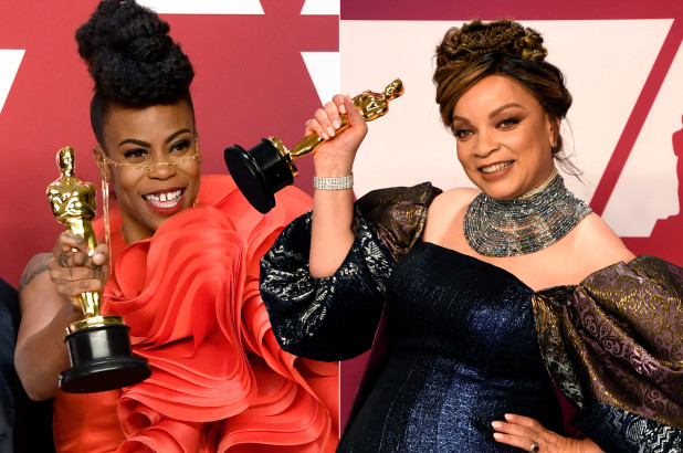 2019 Oscars diversity