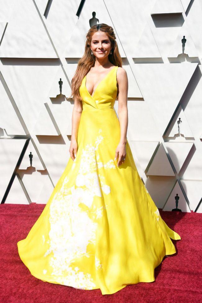 Maria Menounos at 2019 Oscars