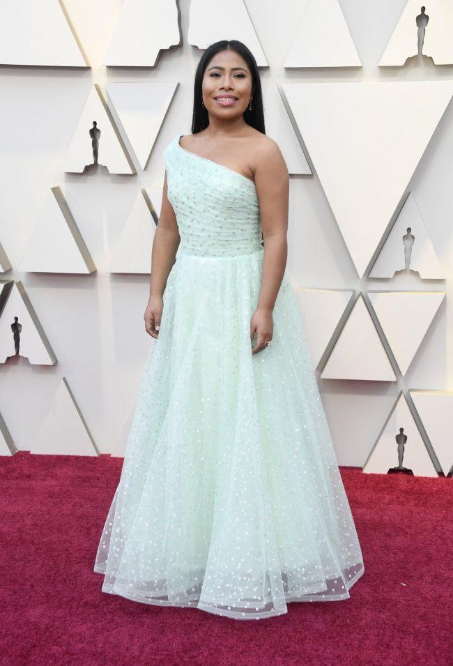 Yalitza Aparicio at 2019 Oscars