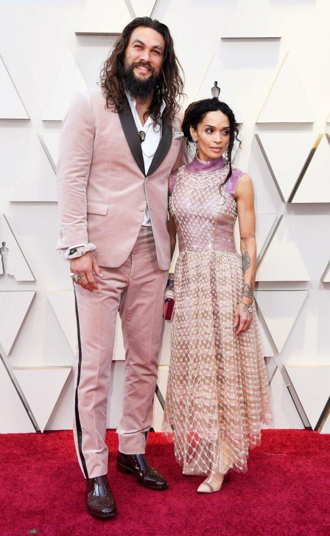 Jason Momoa at 2019 Oscars