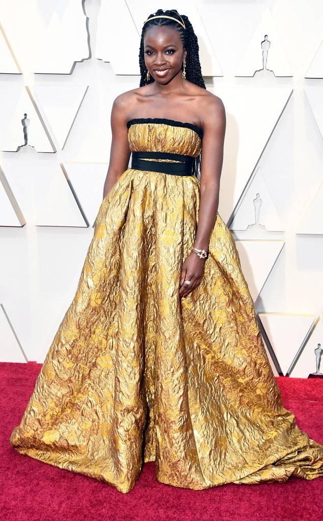 Danai Gurira at 2019 Oscars