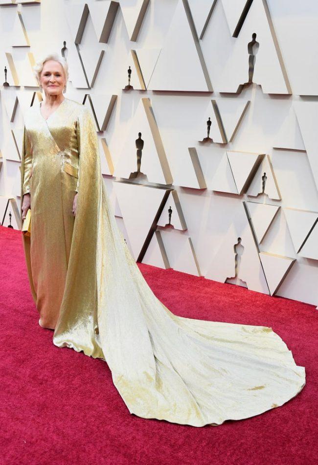Glenn Close at 2019 Oscars