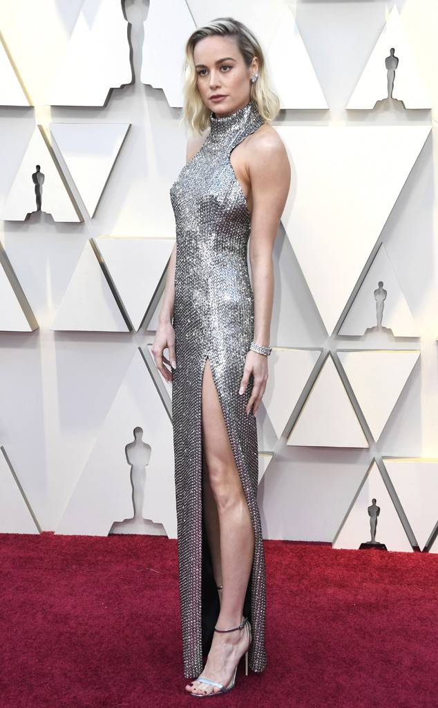 Brie Larson at 2019 Oscars