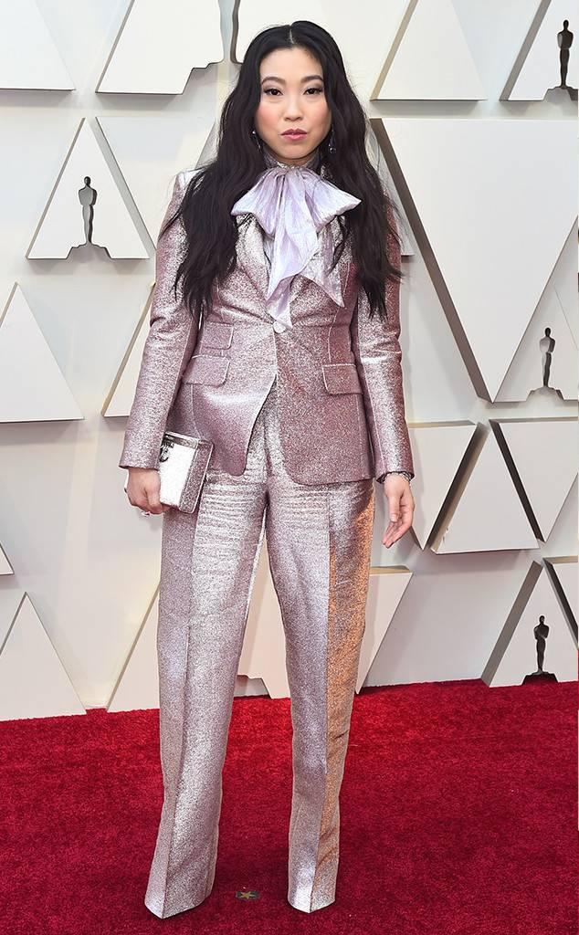 Awkwafina at 2019 Oscars