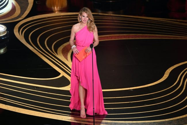Julia Roberts at 2019 Oscars