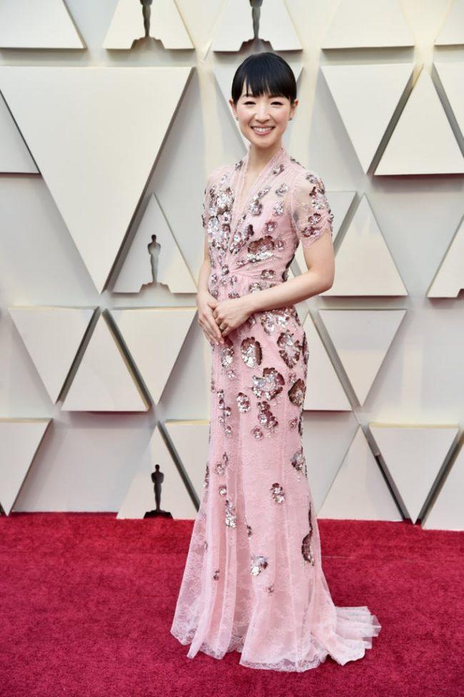Marie Kondo at 2019 Oscars