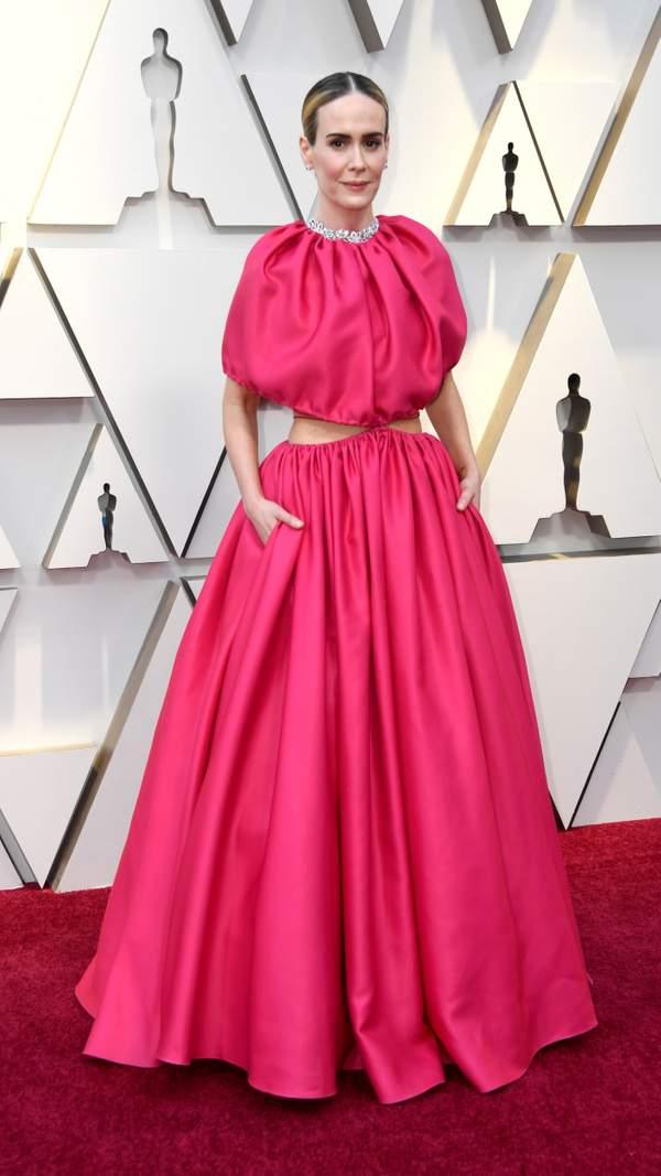 Sarah Paulson at 2019 Oscars