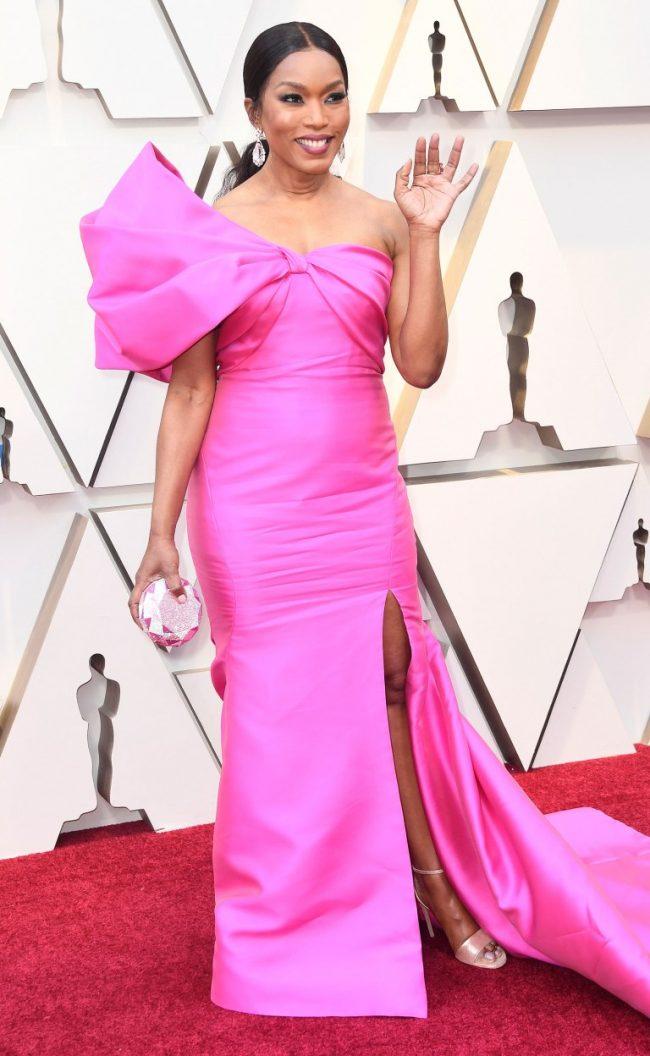 Angela Bassett 2019 Oscars