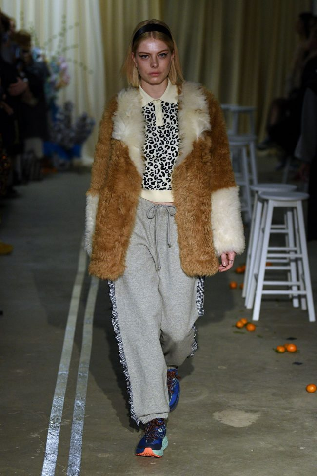 Sandy Liang Fall 2019 New York Fashion Week