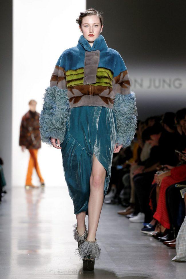 Son Jung Wan RTW Fall 2019 New York Fashion Week