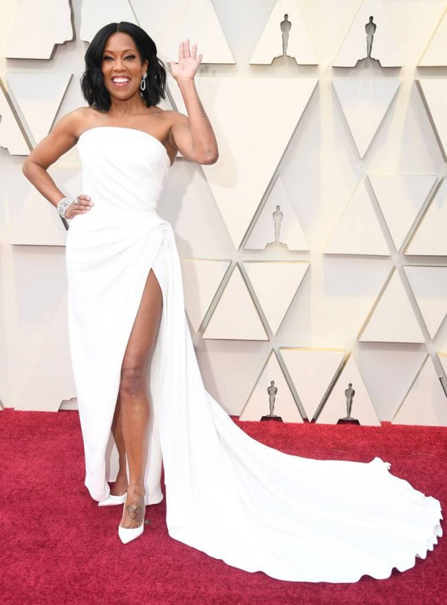 Regina King at 2019 Oscars