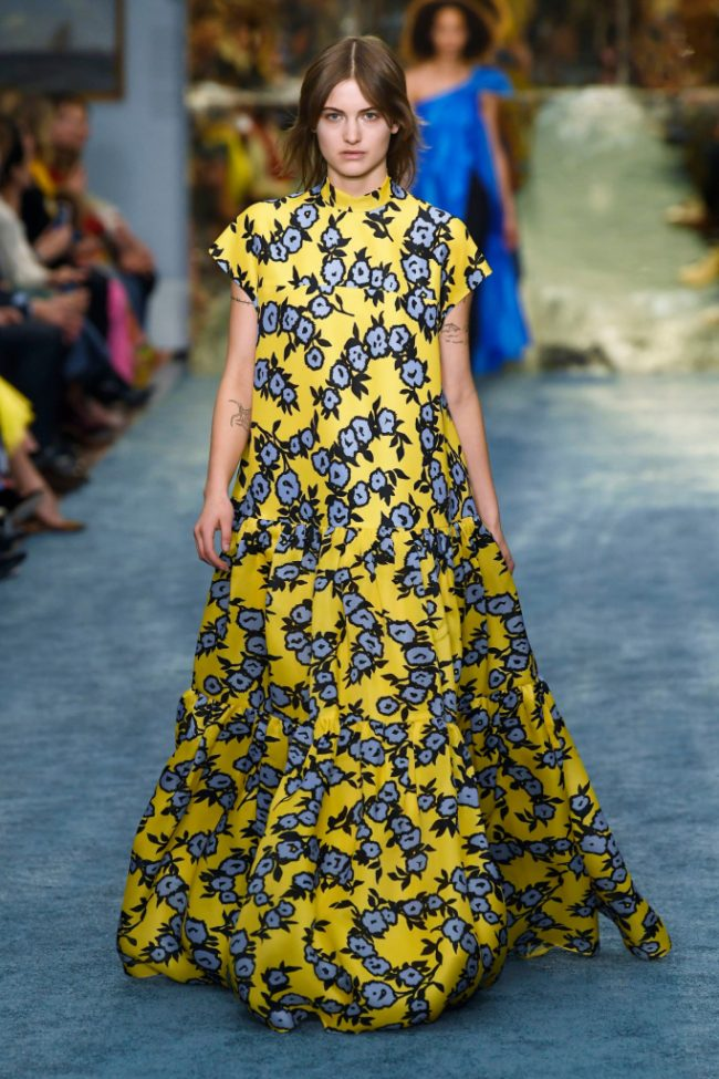 Carolina Herrera Fall 2019 New York Fashion Week