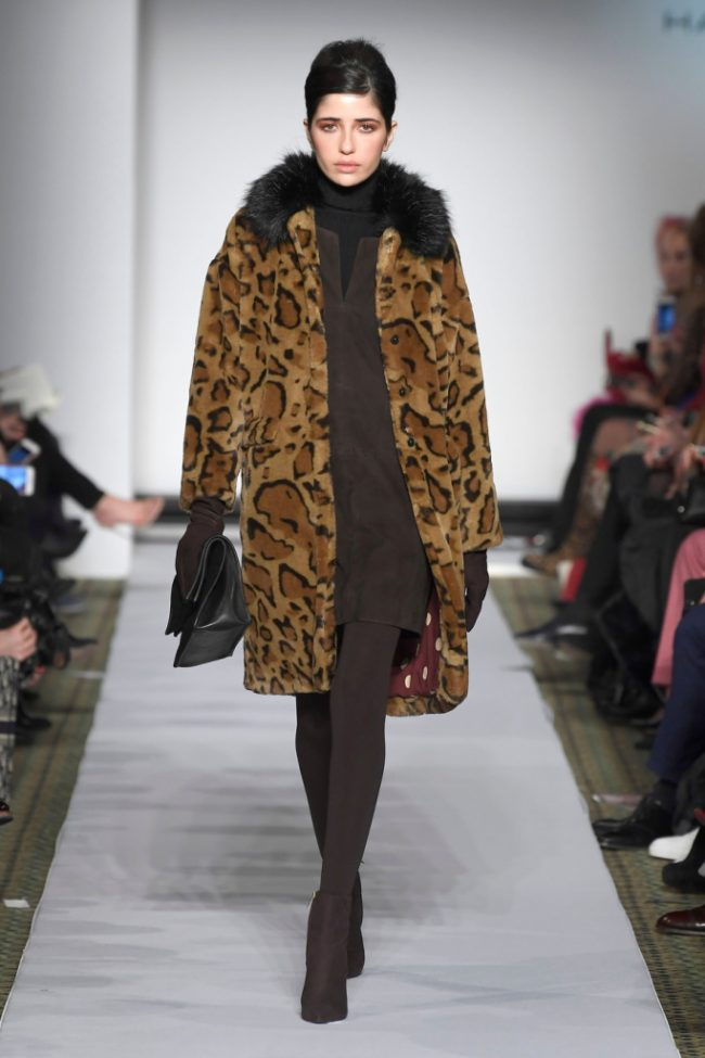 Dennis Basso Fall 2019 New York Fashion Week