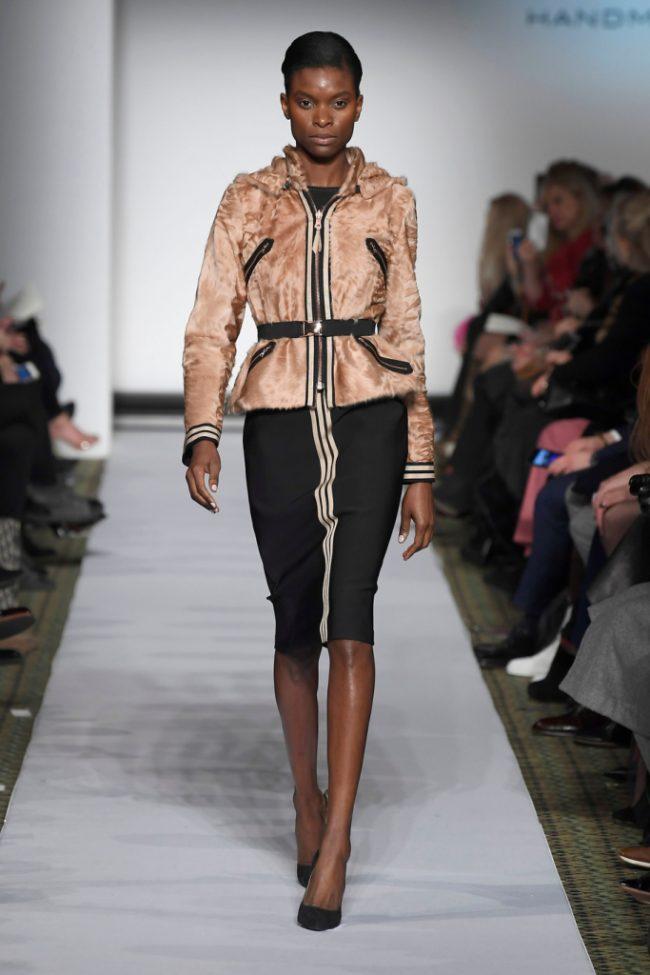 Dennis Basso Fall 2019 New York Fashion Week