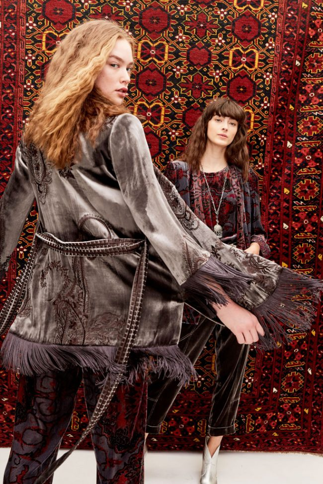 Kobi Halperin Fall 2019 New York Fashion Week