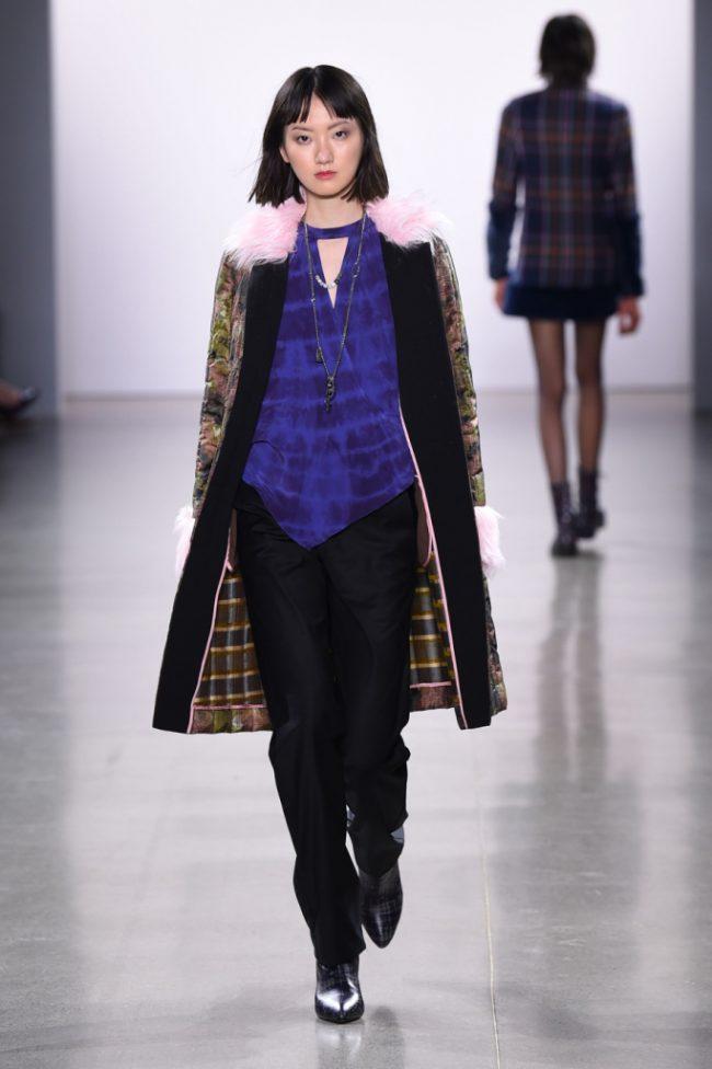 Nicole Miller RTW Fall 2019 New York Fashion Week