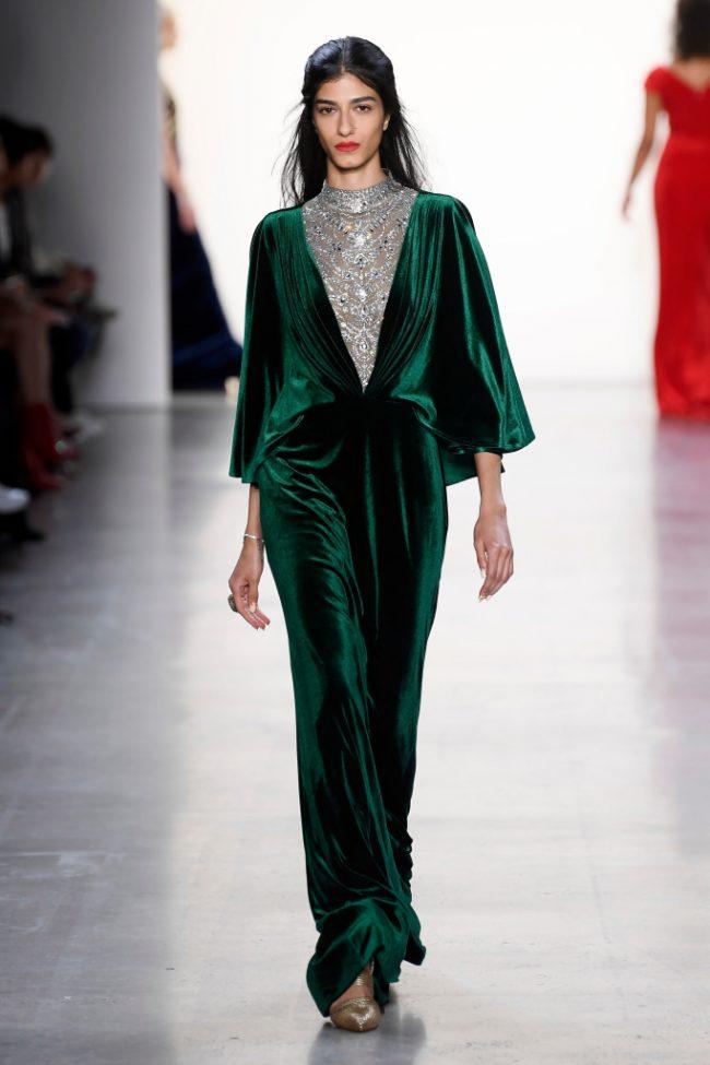 Tadashi Shoji Fall 2019 New York Fashion Week