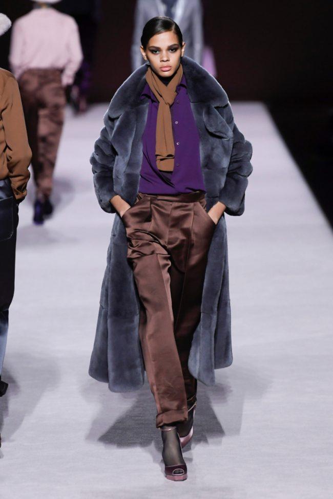 Tom Ford RTW Fall 2019 New York Fashion Week