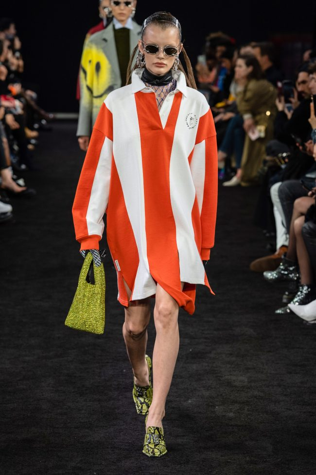 Alexander Wang RTW Fall 2019 New York Fashion Week
