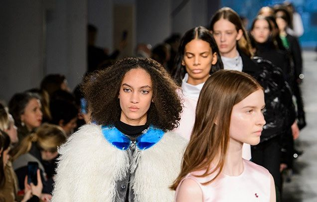 London Fashion Week Fall 2019 took a turn towards high-fashion glamour that, if you blinked, you would have sworn you were in Milan or Paris!