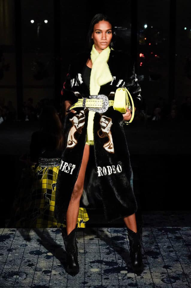 Philipp Plein RTW Fall 2019 New York fashion Week Fall 2019