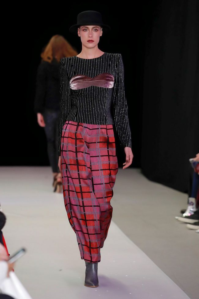 Vivienne Hu RTW Fall 2019 New York Fashion Week