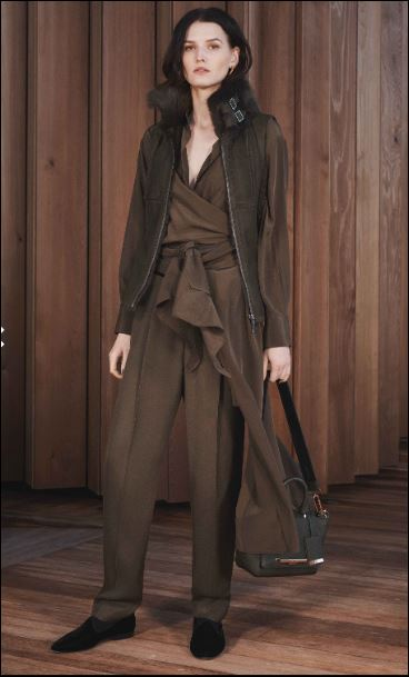 Amanda Wakeley RTW Fall 2019 London Fashion Week