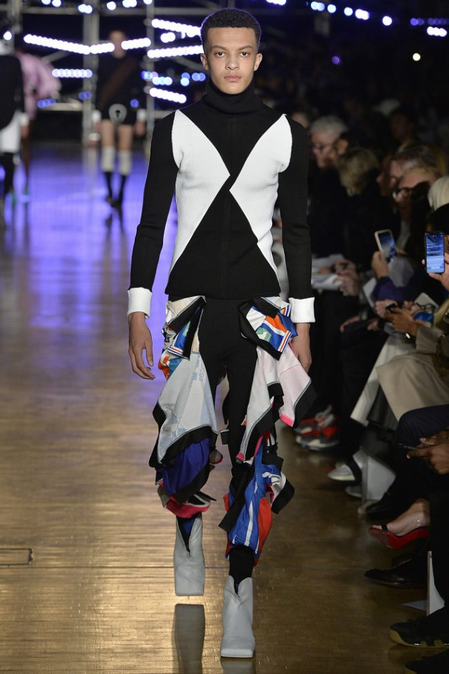 Central Saint Martins RTW Fall 2019 london Fashion Week