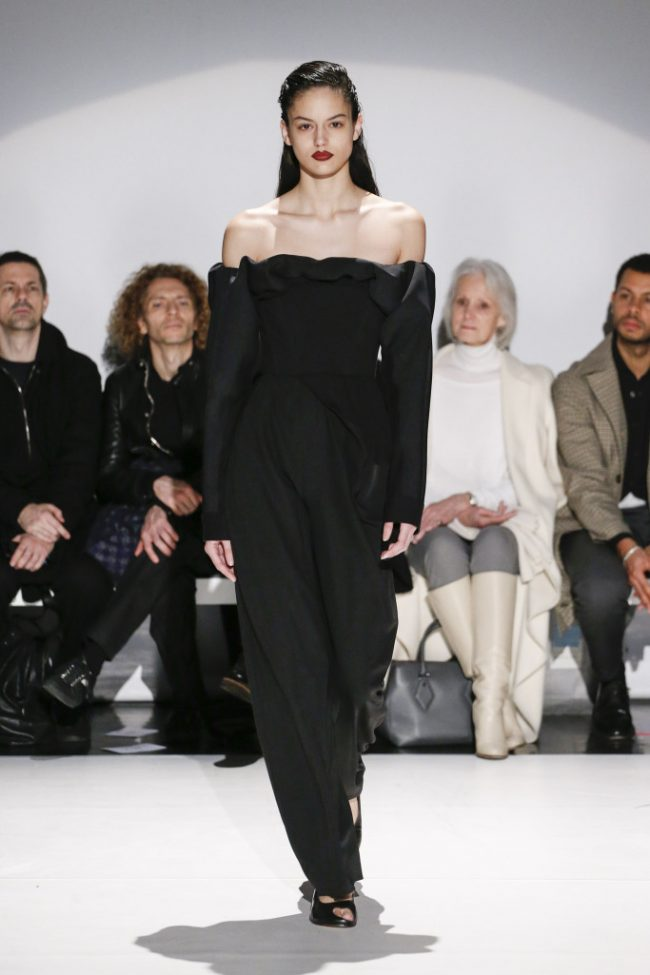 Chalayan RTW Fall 2019 London Fashion Week