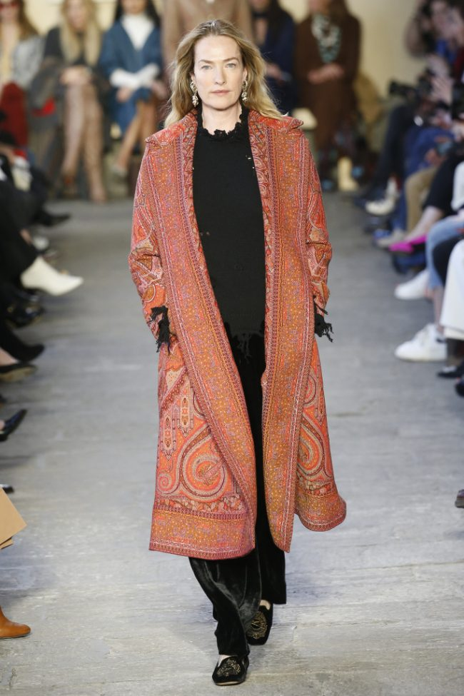 Etro Milan Fashion Week Fall 2019 Collection