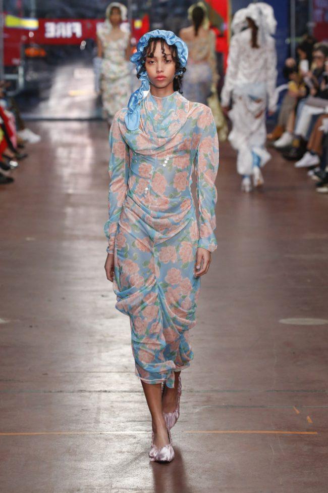Fashion East RTW Fall 2019 London Fashion Week