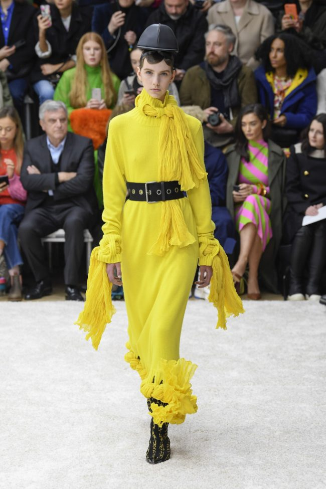 JW Anderson RTW Fall 2019 London Fashion Week