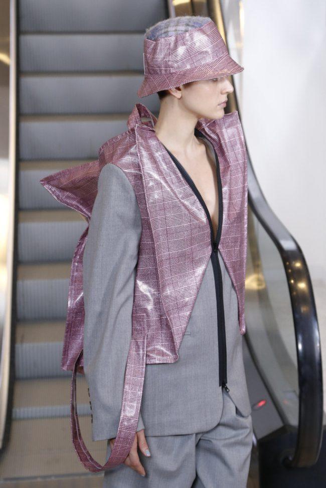 Natasha Zinko RTW Fall 2019 London Fashion Week