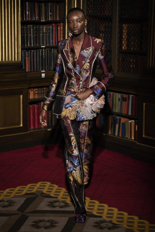 Peter Pilotto RTW Fall 2019 London Fashion Week