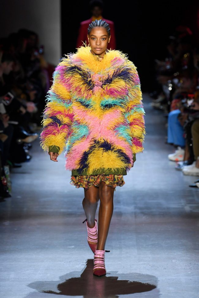 New York Fashion Week Fall 2019