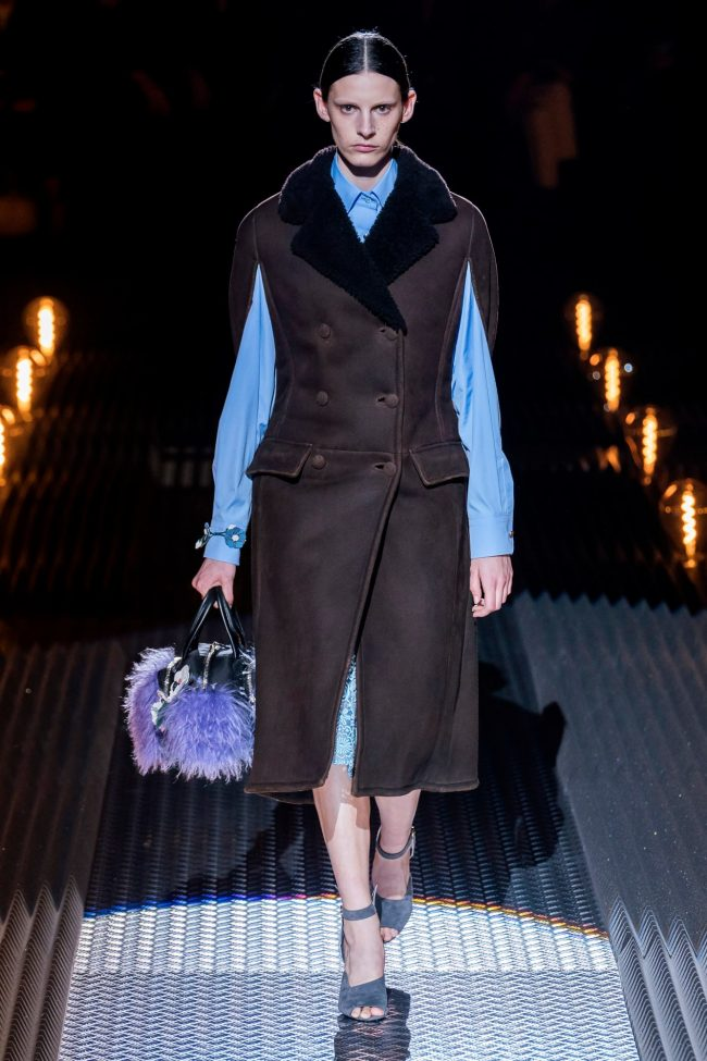 Prada Milan Fashion Week Fall 2019 Collection
