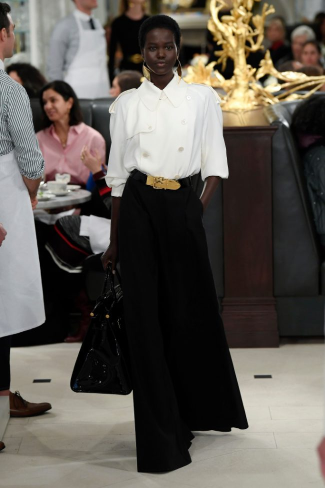 Ralph Lauren RTW Fall 2019 New York fashion Week Fall 2019